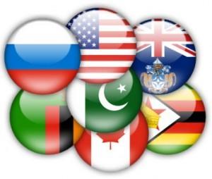 Используйте этот шаблон для подготовки своей презентаций по иностранным языкам