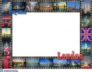 Фон для презентации Лондон
