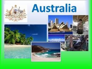 Презентация на тему Australia на английском